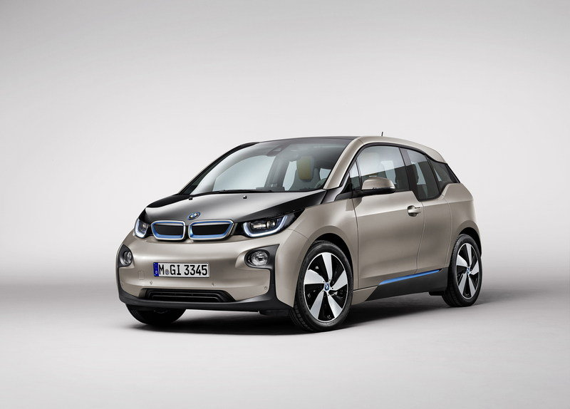 2015 BMW i3 High Resolution Exterior - image 516750