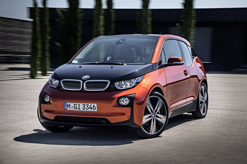 2015 BMW i3 High Resolution Exterior - image 516793