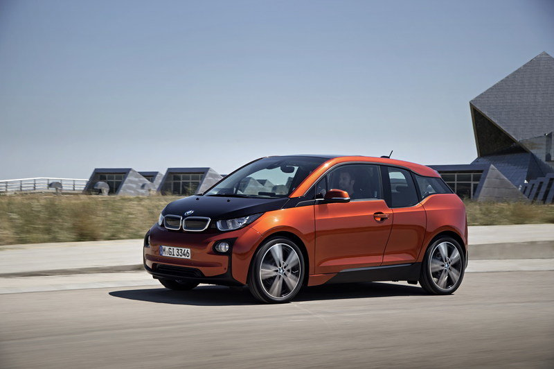 2015 BMW i3 High Resolution Exterior - image 516804
