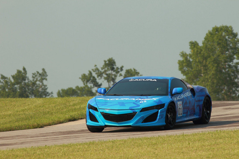 2016 Acura NSX High Resolution Exterior - image 516373