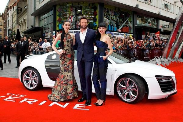 Audi R8 Spyder Trades Iron Man For Wolverine In Latest