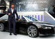 Audi R8 Spyder Trades Iron Man for Wolverine in Latest Audi-Marvel Tie-Up - image 515626