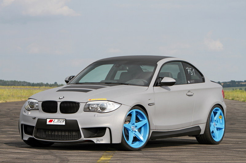 2011 BMW 1M Coupe by Leib Engineering High Resolution Exterior Wallpaper quality - image 516321