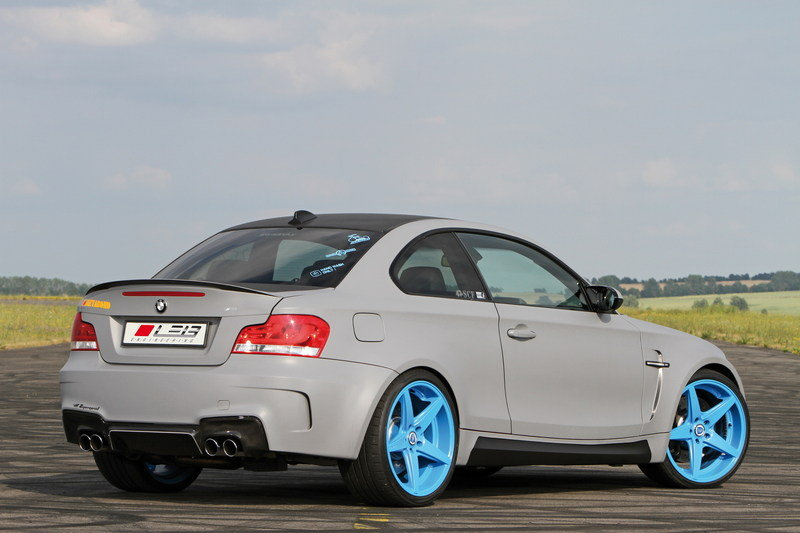 2011 BMW 1M Coupe by Leib Engineering High Resolution Exterior - image 516322