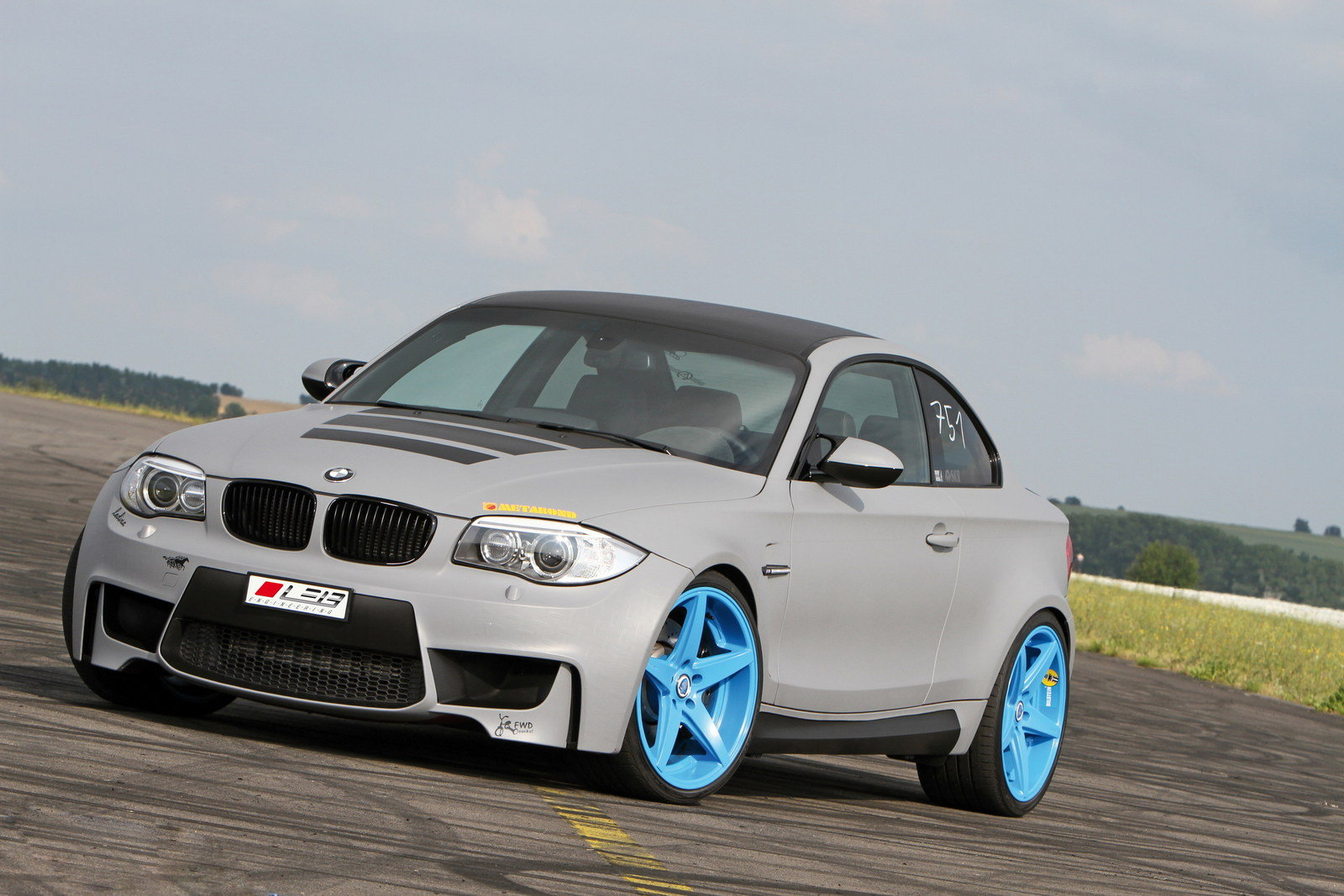 2011 bmw 1m coupe by leib engineering review top speed. Black Bedroom Furniture Sets. Home Design Ideas