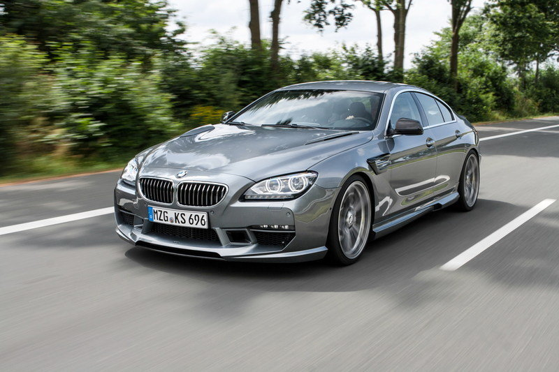 2014 BMW 6 Series Gran Coupe by Kelleners