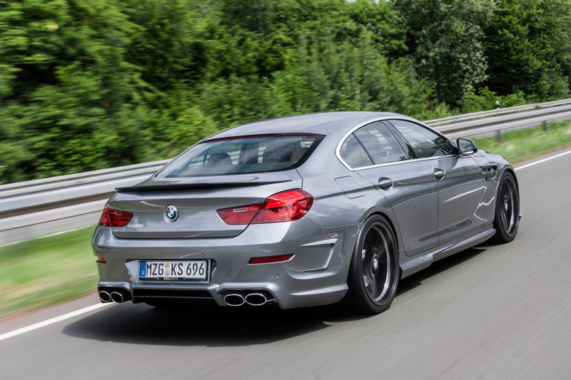 2014 BMW 6 Series Gran Coupe by Kelleners High Resolution Exterior - image 516870
