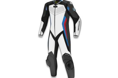 BMW and Dainese designed an innovative motorcycle suit with integrated airbags