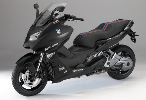 bmw c600 dtm inspired limited editions launched in germany news top speed. Black Bedroom Furniture Sets. Home Design Ideas