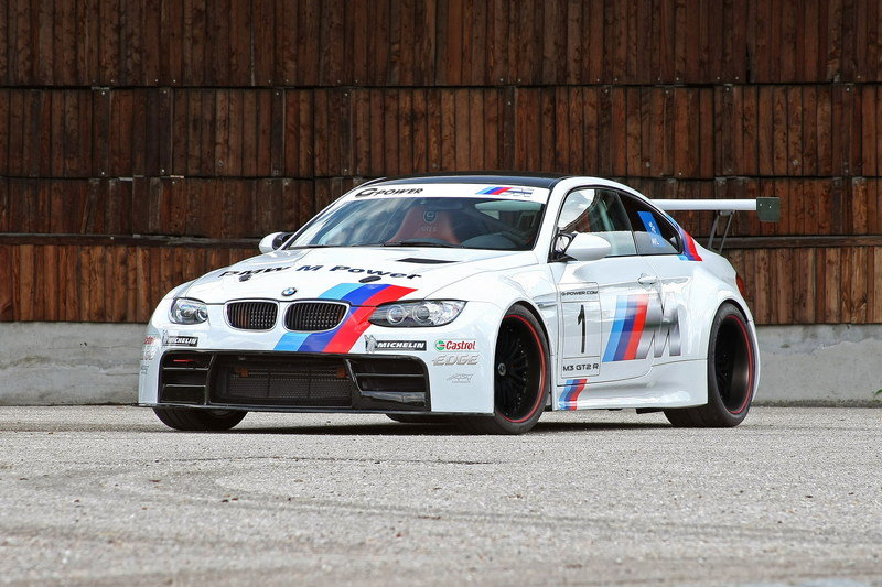 2013 BMW M3 GT2 R by G-Power