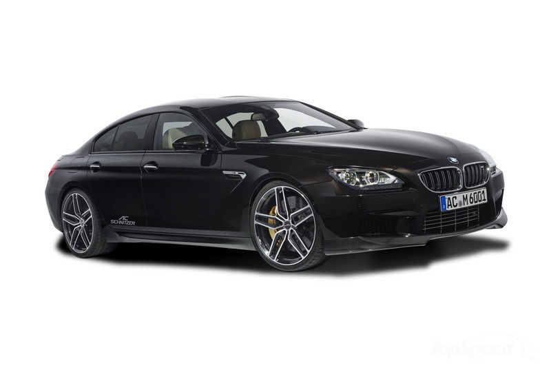 2013 BMW M6 by AC Schnitzer High Resolution Exterior - image 514307