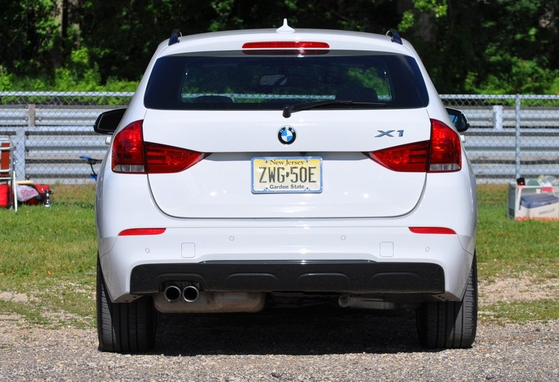 2014 BMW X1 M Sport sDrive28i High Resolution Exterior - image 516581