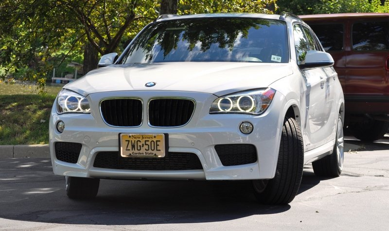 2014 BMW X1 M Sport sDrive28i High Resolution Exterior - image 516962