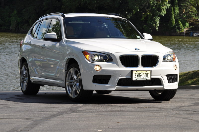 2014 BMW X1 M Sport sDrive28i High Resolution Exterior - image 516966