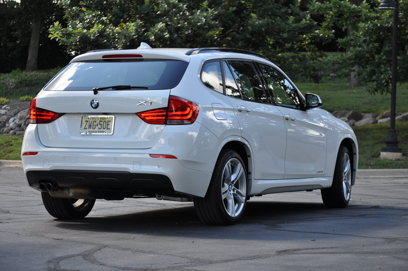 2014 BMW X1 M Sport sDrive28i High Resolution Exterior - image 516975
