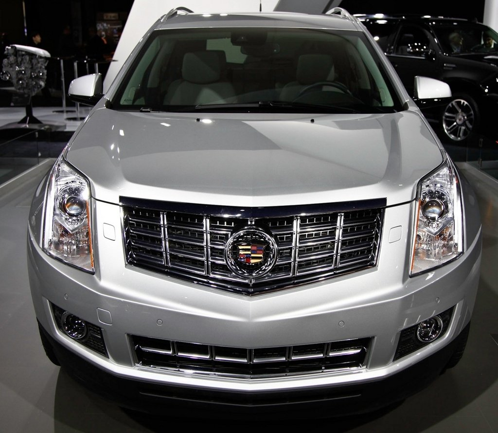 2014 cadillac srx picture 513384 car review top speed. Black Bedroom Furniture Sets. Home Design Ideas