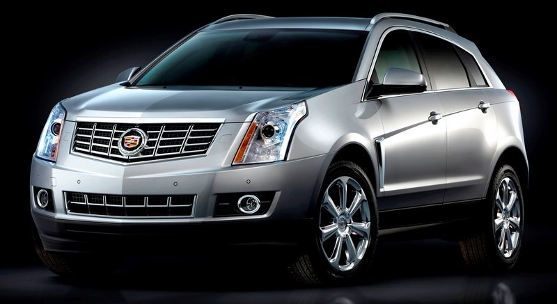 2014 Cadillac SRX High Resolution Exterior - image 513397