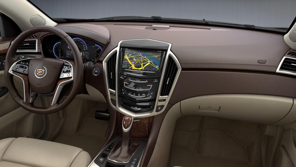 2014 Cadillac Srx Car Review Top Speed