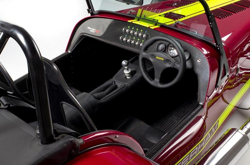 2013 Caterham Seven 620 R High Resolution Interior - image 514268