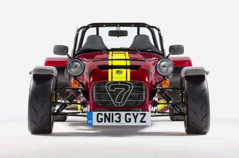 2013 Caterham Seven 620 R High Resolution Exterior - image 514269