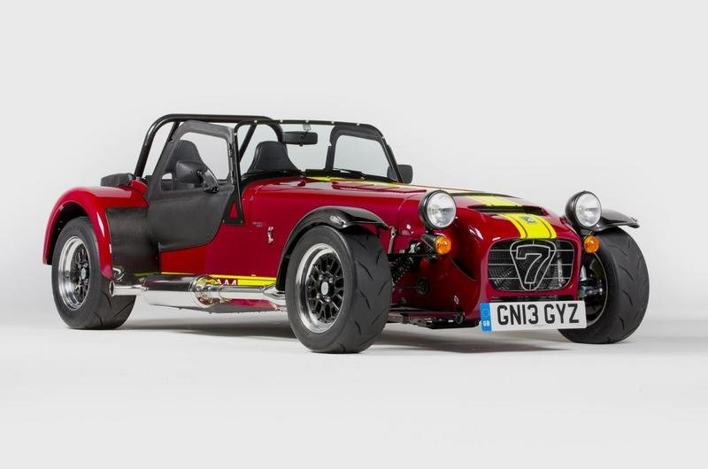 2013 Caterham Seven 620 R High Resolution Exterior - image 514266