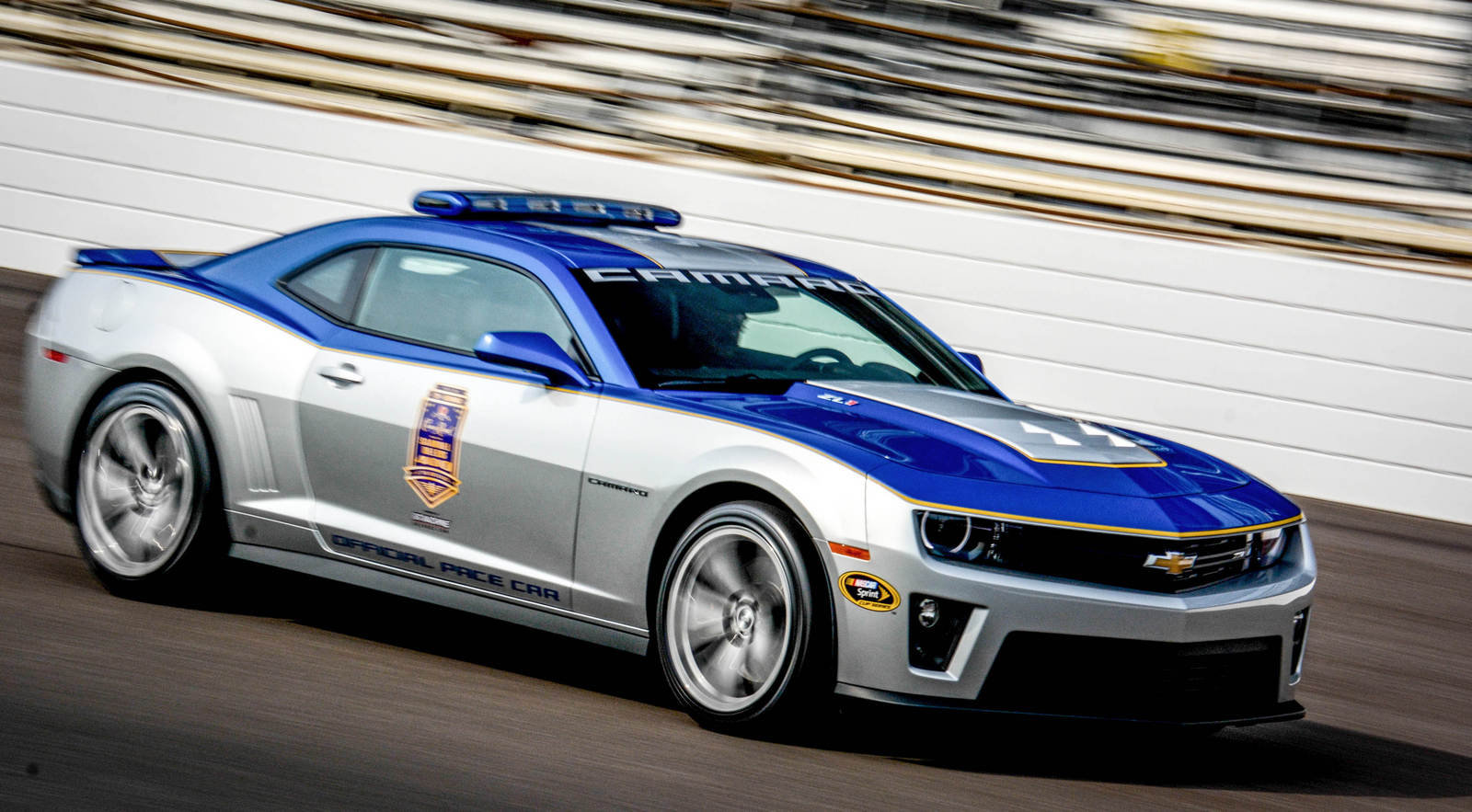 2013 Chevrolet Camaro Zl1 Pace Car Review Top Speed