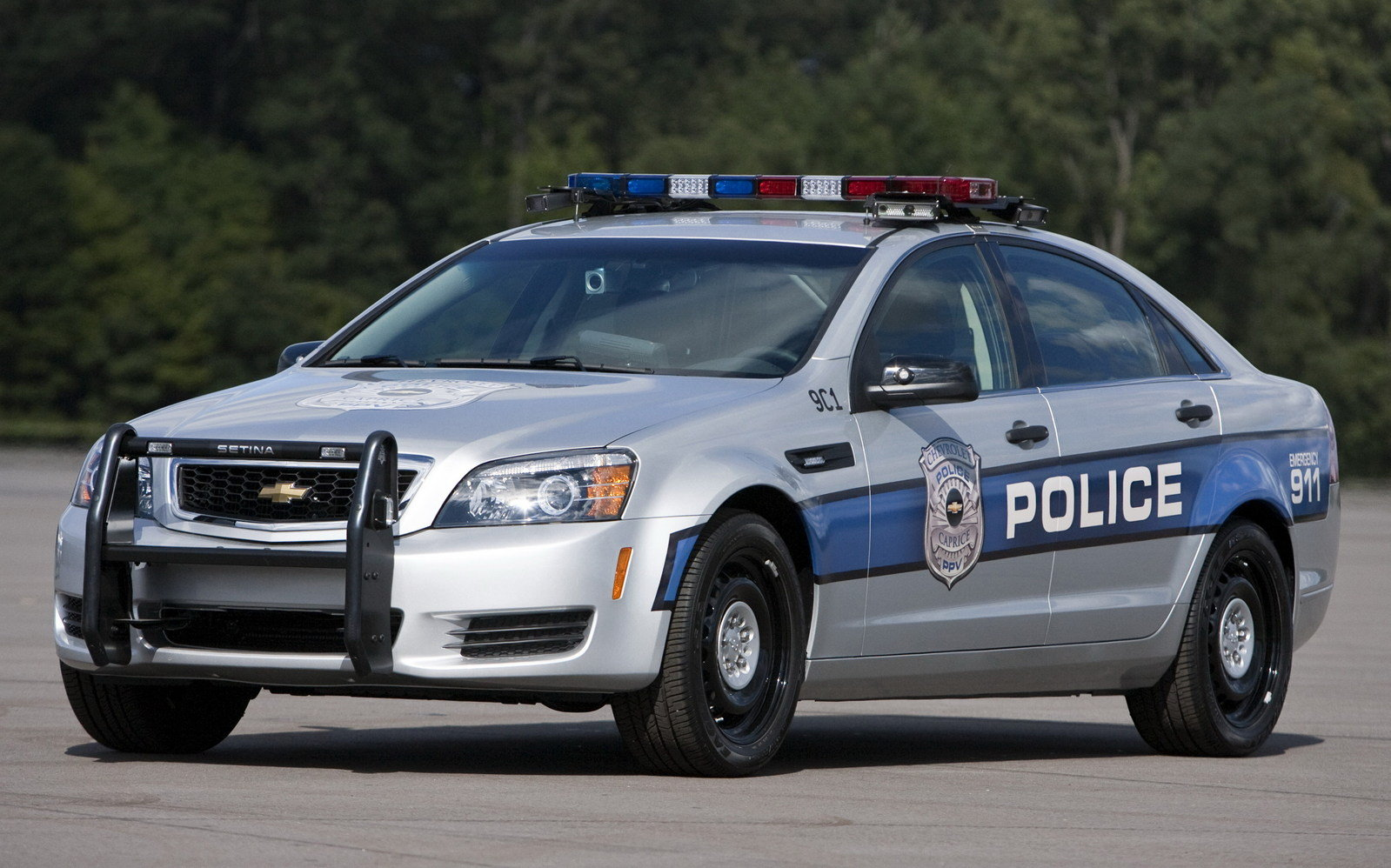 All Chevy chevy caprice 2013 : 2014 Chevrolet Caprice PPV Review - Top Speed