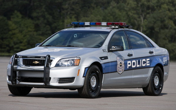 2014 Chevrolet Caprice PPV Review - Top Speed