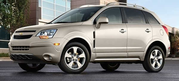 2014 Chevrolet Captiva Sport Review Top Speed