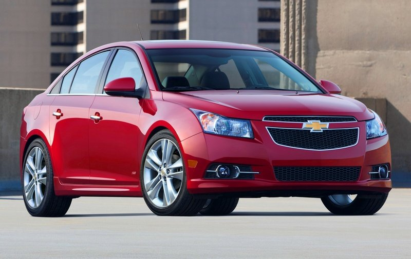 2014 Chevrolet Cruze High Resolution Exterior - image 514328