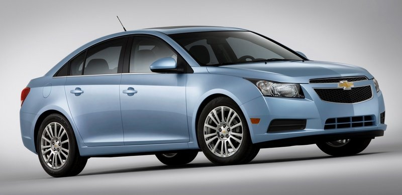 2014 Chevrolet Cruze High Resolution Exterior - image 514346
