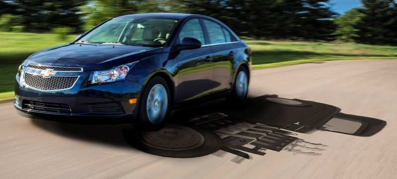 2014 Chevrolet Cruze High Resolution Exterior - image 514390