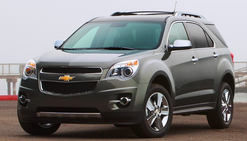 2014 Chevrolet Equinox High Resolution Exterior - image 515567
