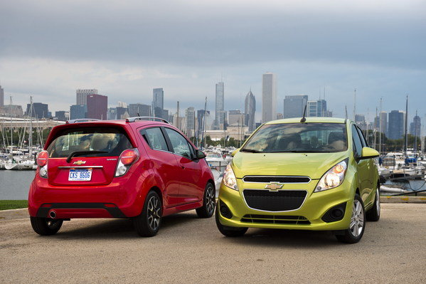 2014 Chevrolet Spark Car Review Top Speed