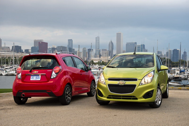 2014 Chevrolet Spark High Resolution Exterior Wallpaper quality - image 515543