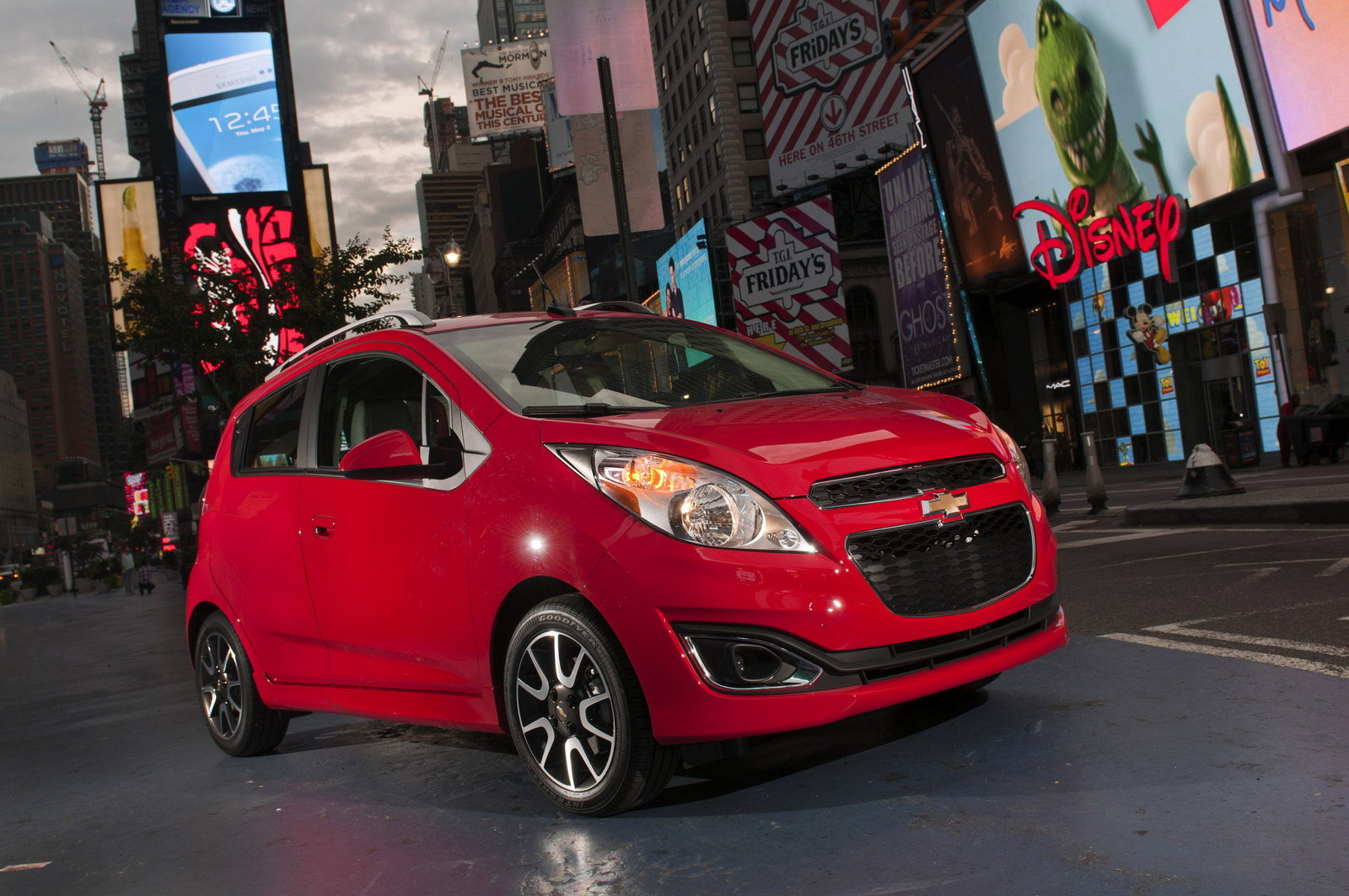 All Chevy 2015 chevy spark review : 2014 Chevrolet Spark Review - Top Speed