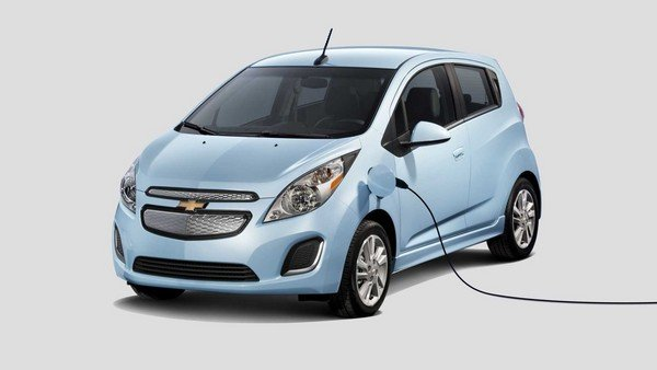 2014 Chevrolet Spark EV Review   Top Speed. »
