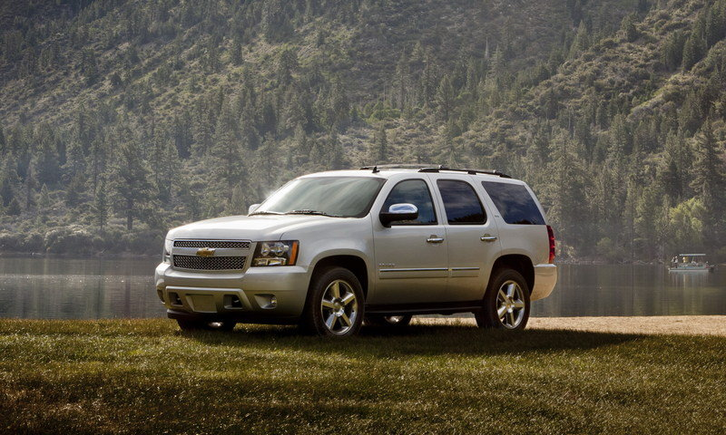 2014 Chevrolet Tahoe High Resolution Exterior - image 515653