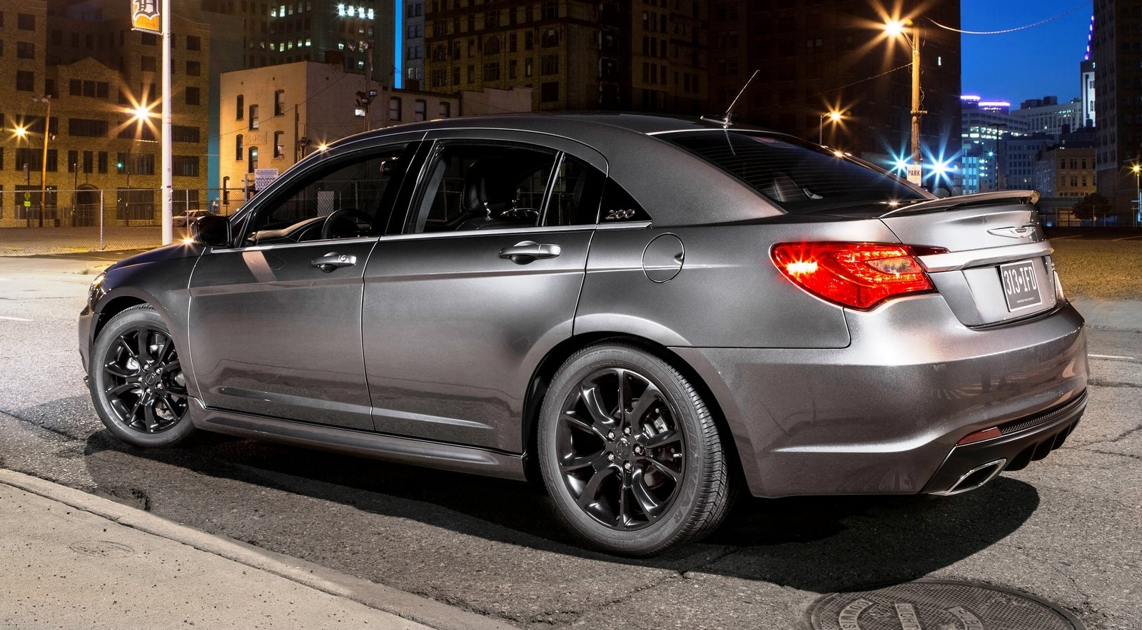 2013 chrysler 200 picture 516616 car review top speed. Black Bedroom Furniture Sets. Home Design Ideas