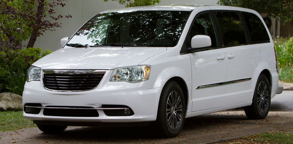 2014 chrysler town country car review top speed. Black Bedroom Furniture Sets. Home Design Ideas