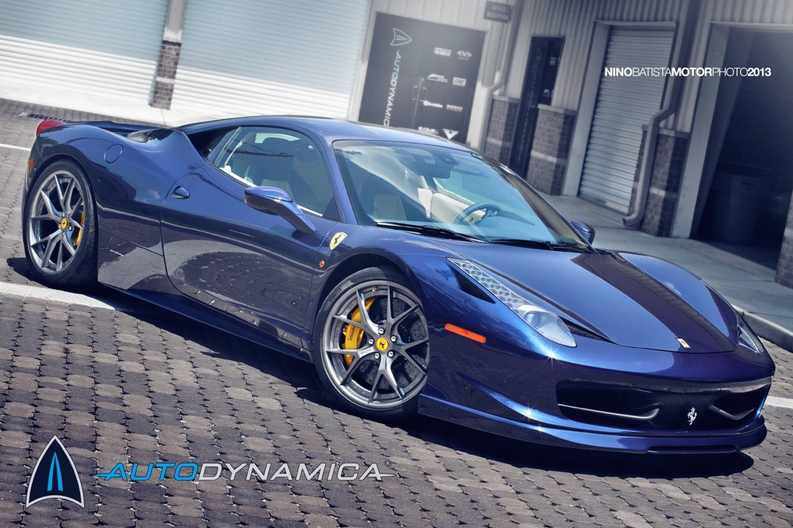 2013 ferrari 458 italia spyder by autodynamica review top speed. Black Bedroom Furniture Sets. Home Design Ideas