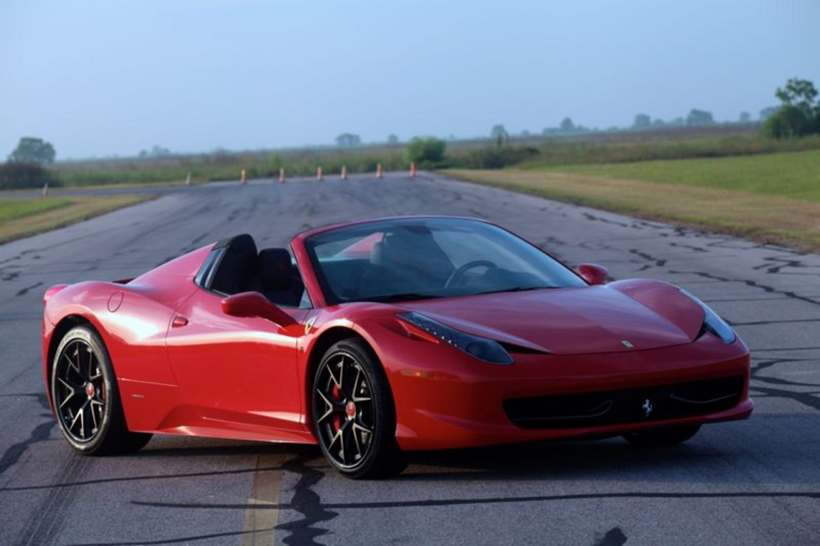 2013 Ferrari 458 Spider HPE700 By Hennessey Performance