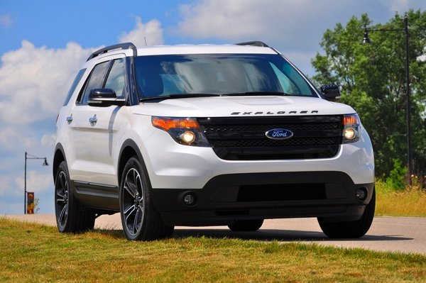 2014 ford explorer sport review top speed