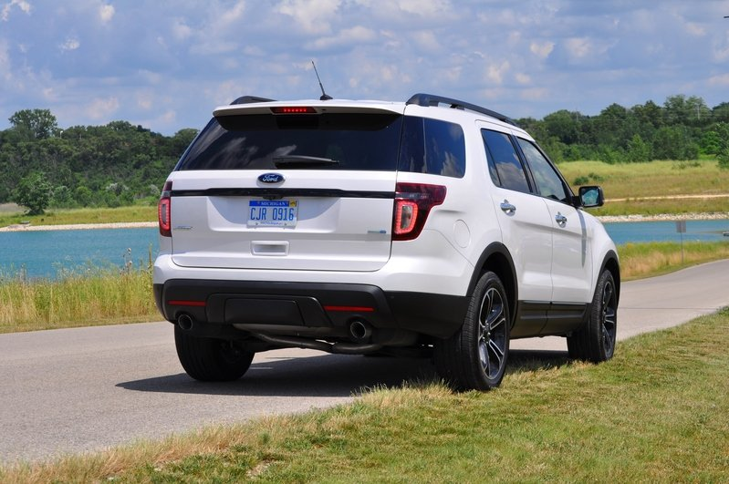 2014 Ford Explorer Towing Capacity >> 2014 Ford Explorer Sport Top Speed