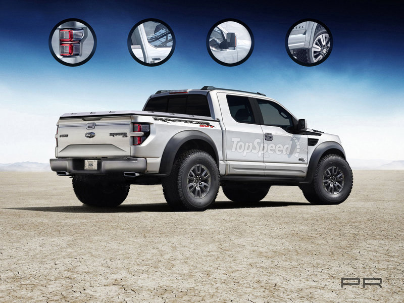 2017 Ford F-150 Raptor Exclusive Renderings - image 516746