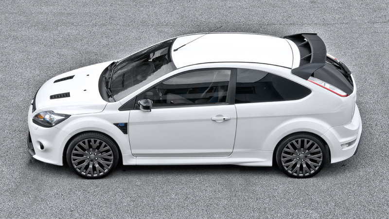 2009 Ford Focus RS250 by Kahn Design