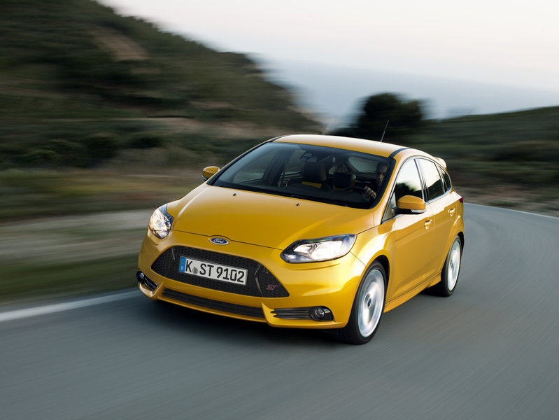 2013 Ford Focus ST Mountune High Resolution Exterior - image 515326