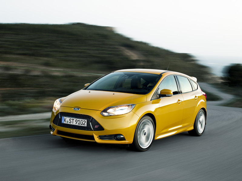 2013 Ford Focus ST Mountune High Resolution Exterior - image 515327