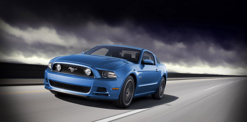2014 Ford Mustang High Resolution Exterior Wallpaper quality - image 515492