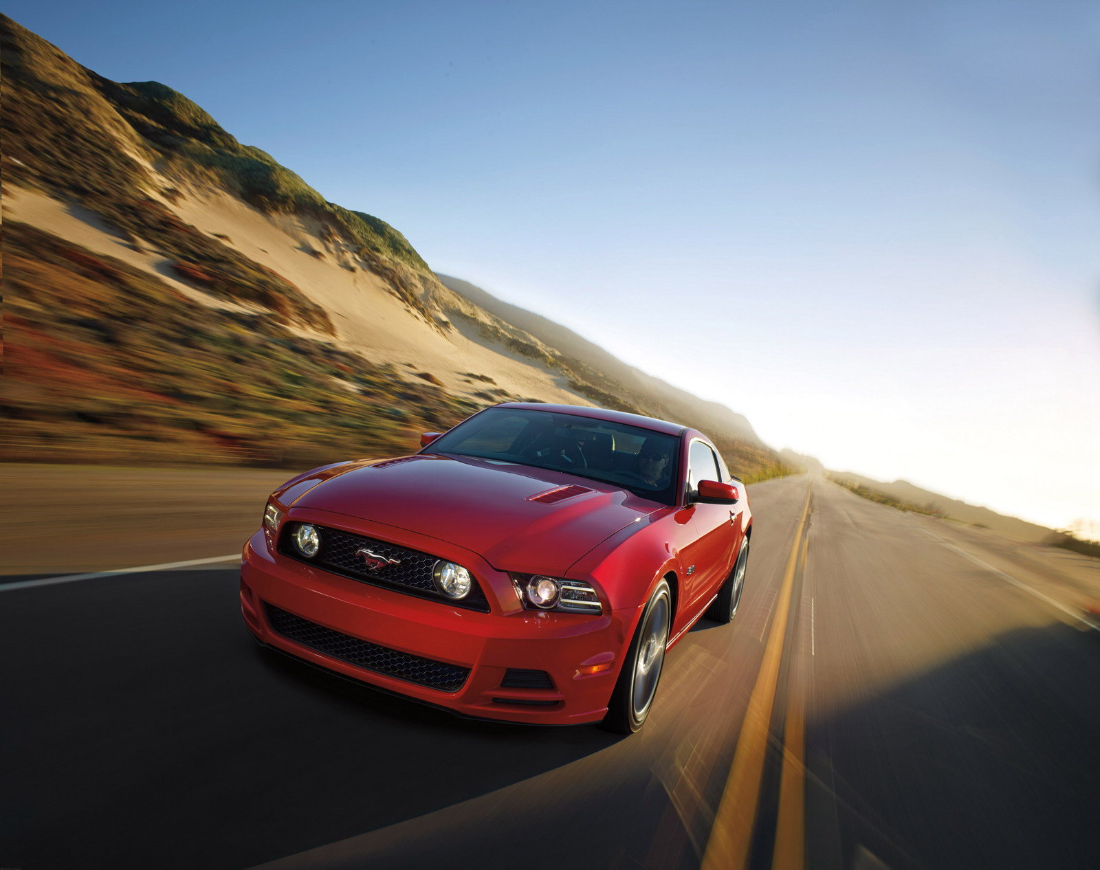 2014 Ford Mustang Top Speed